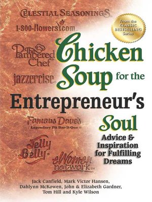 Chicken Soup for the Entrepreneurs Soul